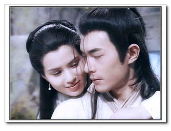 神雕侠侣刘德华83版_1995年,香港无线,古天乐饰杨过,李若彤饰小龙女。