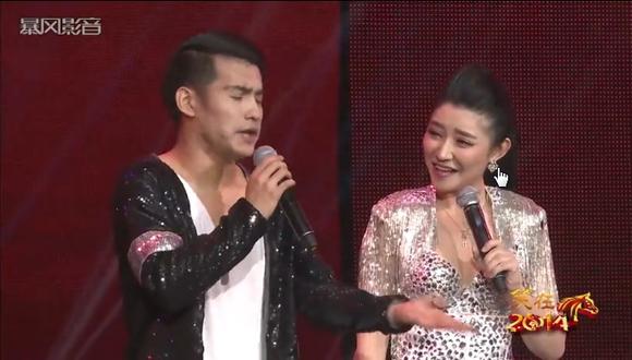 刘流妻子_刘流是刘美钰的艺名,琴弹得不错。