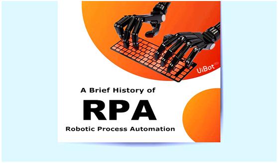 RPA(机器人流程自动化)极简史插图