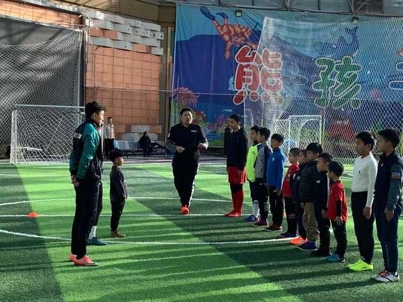 沈阳儿童足球培训机构
