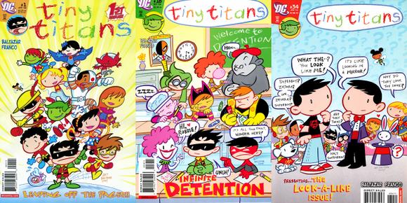 少年正义联盟2 17_Tiny Titans VOL1-34 +跟小Archie的番外*2
