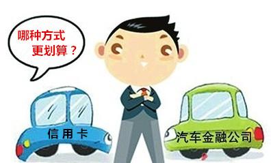 汽车消费贷款