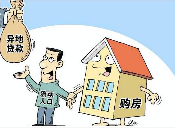 公积金异地购房贷款 必备知识