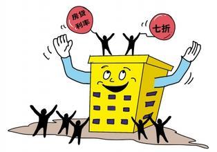 贷款买房利率优惠
