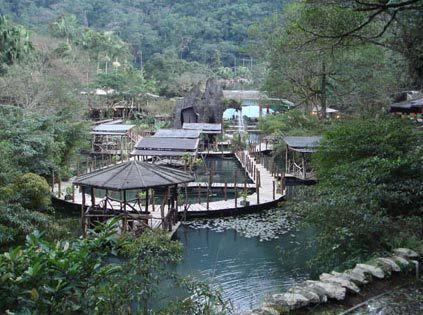 台湾游 不得不去七大旅游地\