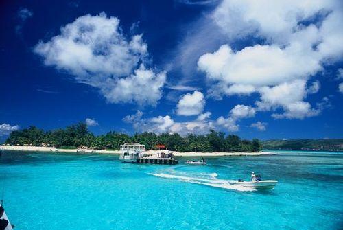 度假天堂塞班岛:太平洋上的世外桃源\