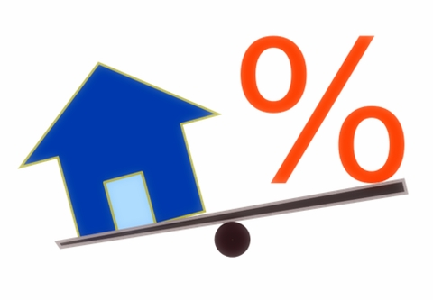 银行房产抵押利率