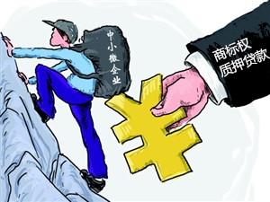 中小微企业商标权质押贷款