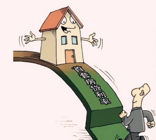 首套房贷利率