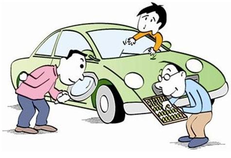 免息车贷需细算账