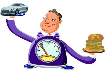 个人汽车消费贷款