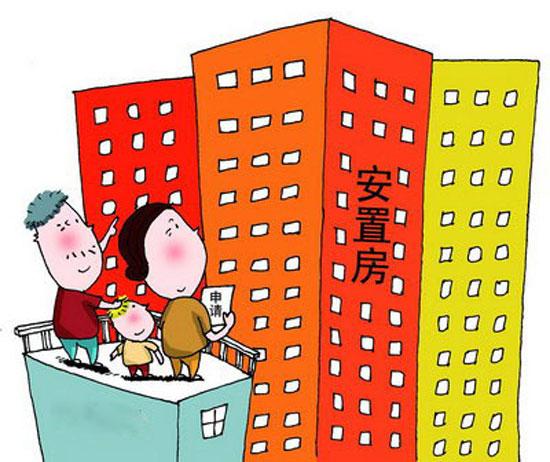 安置房抵押贷款条件、利率、额度