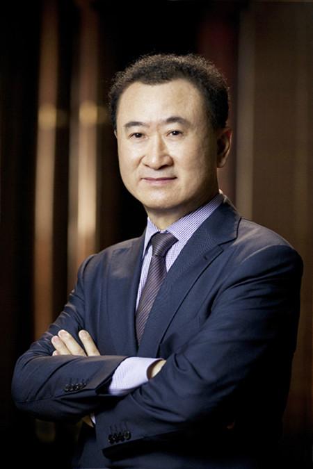 王健林亚洲首富