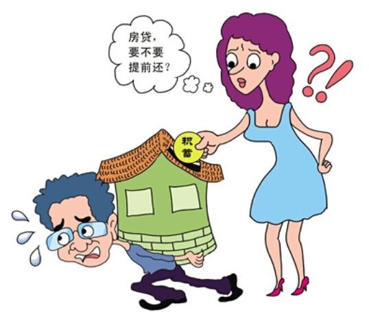 房贷要不要提前还款?怎么才划算