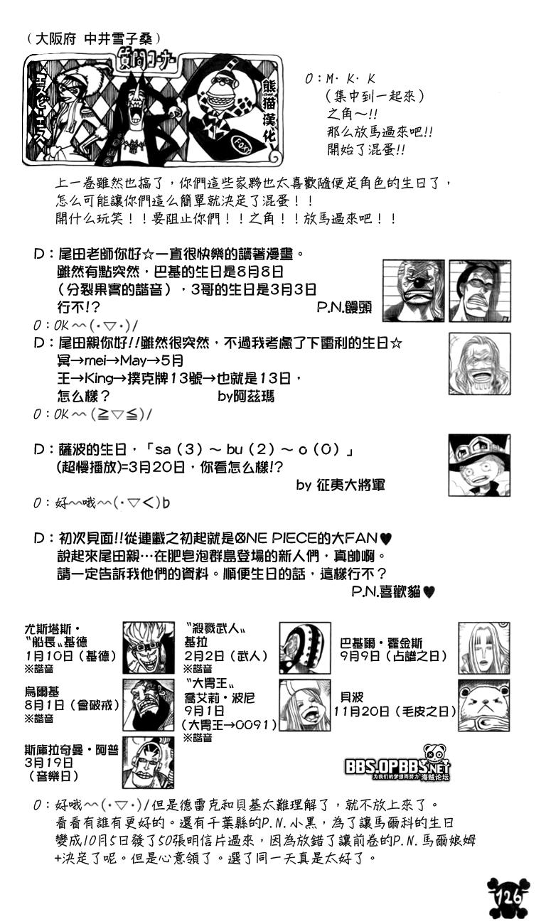熊猫汉化海贼王718_回复 收起回复