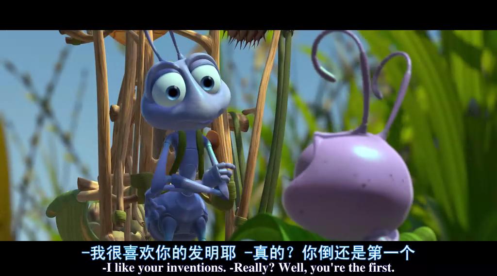 虫虫特工队国语高清_【截图】虫虫特工队 电影截图_虫虫特工队吧_百度贴吧